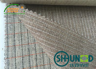 Goat Hair Interlining Woven For Front Fuse Of High Level Clothes