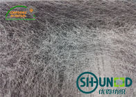 Good Bondstrength Non Woven Web Fusible Interfacing CO - PA Eco Friendly