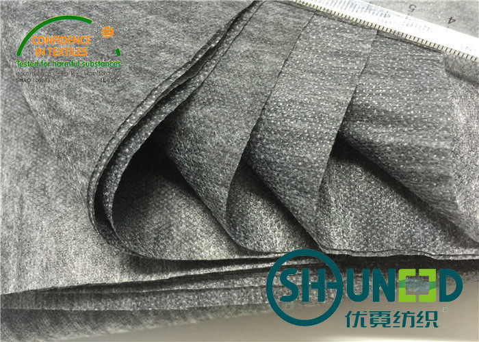 OEKO - TEX  Interlining Material , Interlining Fabric Coating N1358F