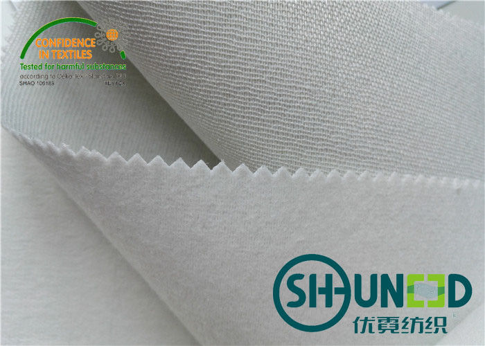 Plain Weave Heavy Weight Tie Interfacing Fabric For Necktie Interlining