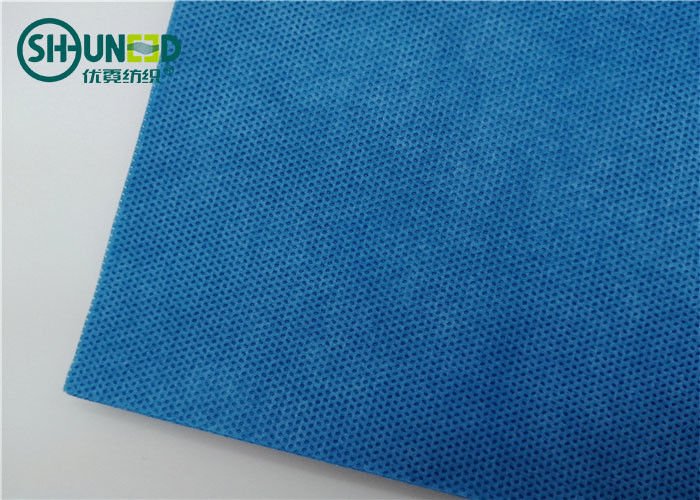 Surgical Gown SMMMS Polypropylene Spunbond Nonwoven Fabric Anti - Alcohol