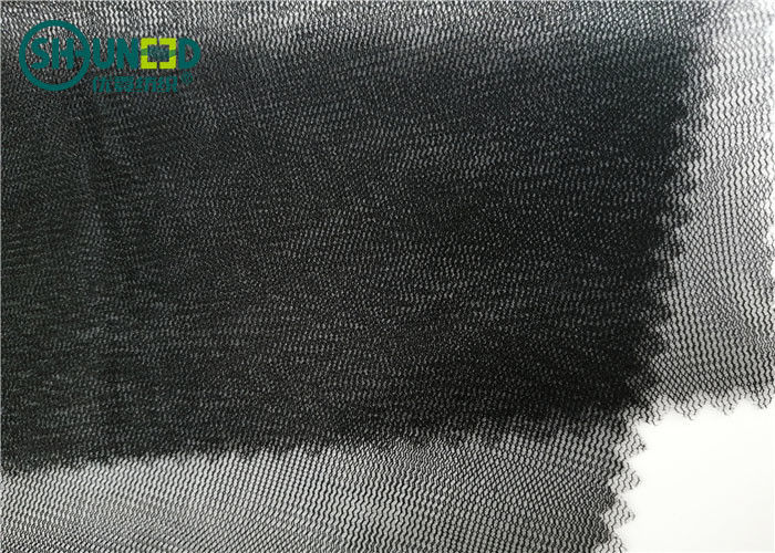100% Polyester Knitted Venice Woven Interlining For Garment Accessories