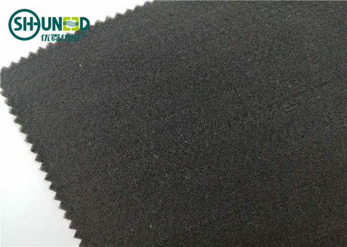 Soft Non Woven Sleeve Head Felt Cotton Fabric Rolls For Men And Women'S Suit