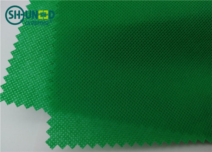 Colorful Biodegradable Polypropylene Spunbond Nonwoven Fabric For Industry Bags
