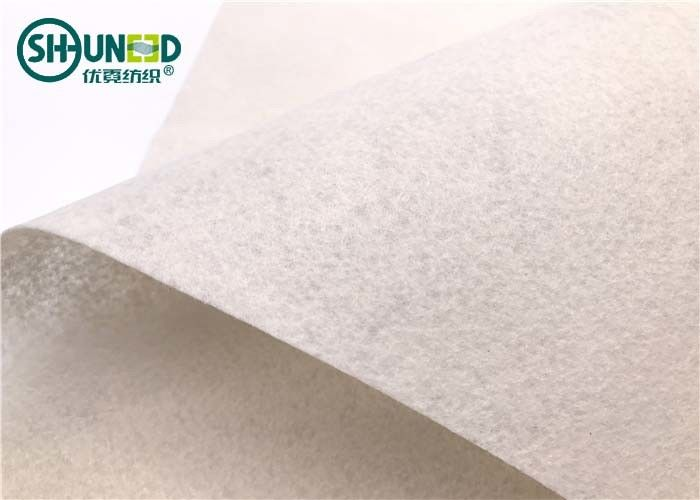 1mm Thickness Needle Punch Nonwoven Felt For Embroidery Patch 100% Polyester
