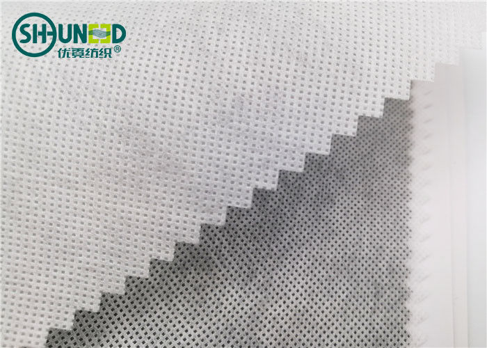 Cold Water Soluble Embroidery Backing Paper 60gsm Non Woven Fabric For Embroidery